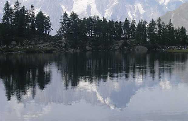 The Retour Lake