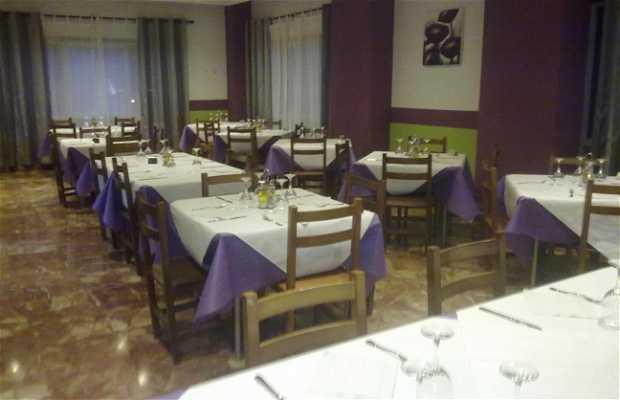 Bar Restaurante La Antigua