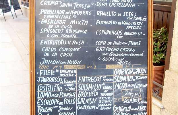 Tres Siglos Restaurant