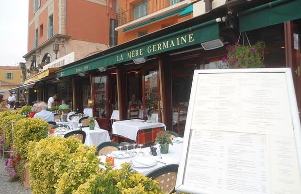 Restaurante La mère Germaine
