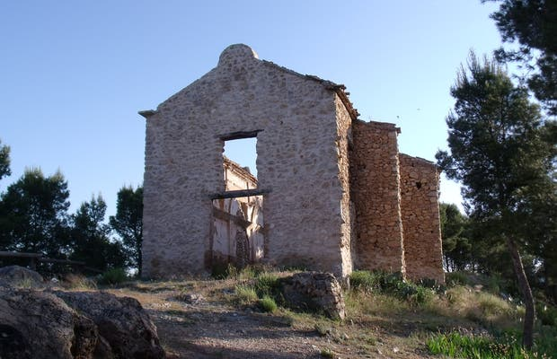 Ermita de Teresa de Cofrentes