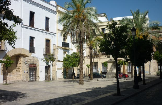 Plaza de Rafael Rivero