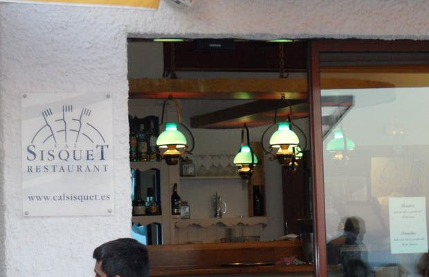 Restaurante Cal Sisquet