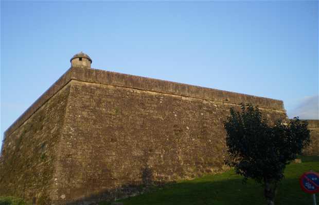 Fortaleza de Salvaterra do Miño
