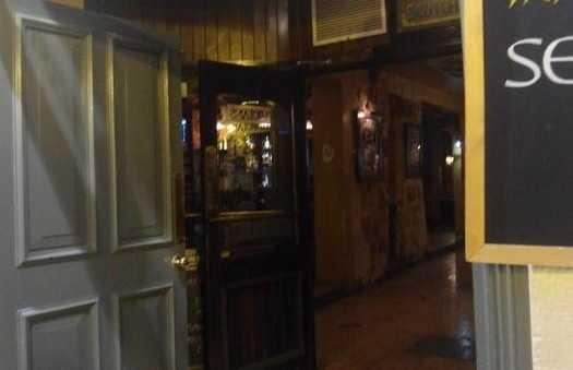 L'Irish pub