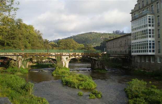 Puente y Parque-jardín de Caldas