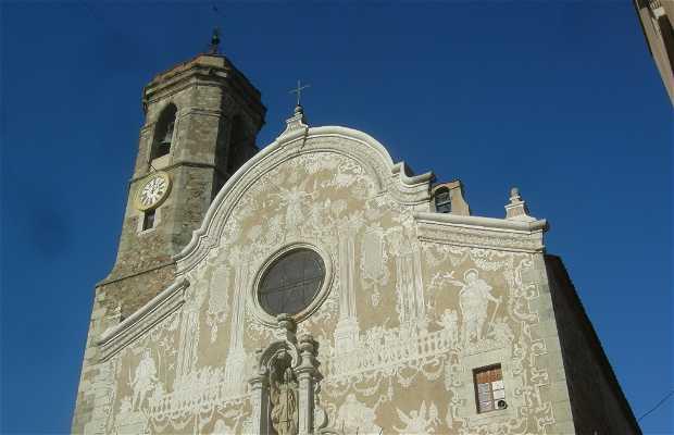 Iglesia parroquial de Sant Martí