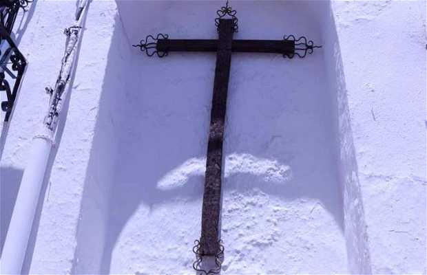 La Cruz del Carnero de Monda
