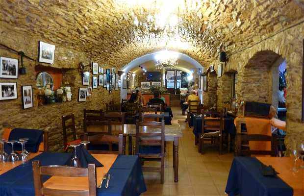 Restaurant Sa Caleta