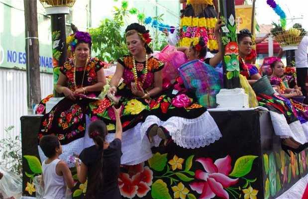 Fiestas de Juchitán de Zaragoza