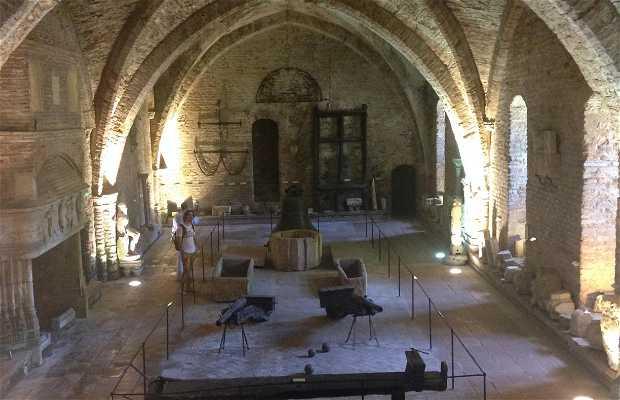 La Sala del Príncipe Negro - Museo Ingres