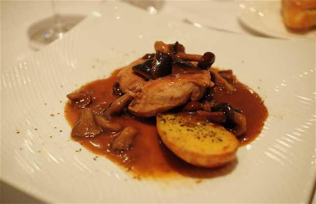 Restaurante El Cancell