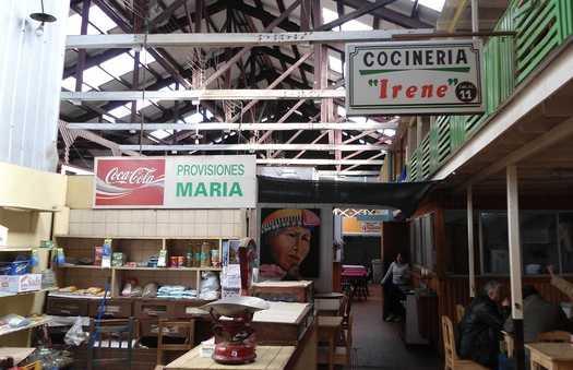 Mercado de Cañete