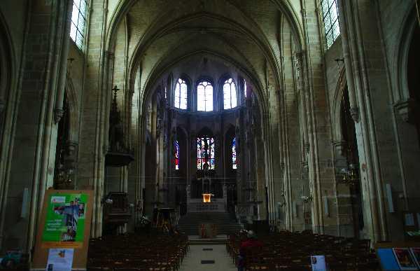 Église Saint-Leu-Saint-Gilles
