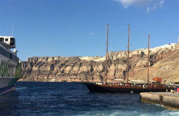 New Port Santorini