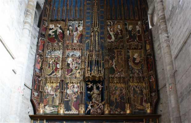 Cathédrale de Tudela