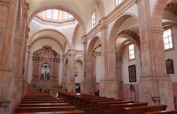 Iglesia del Calvarito
