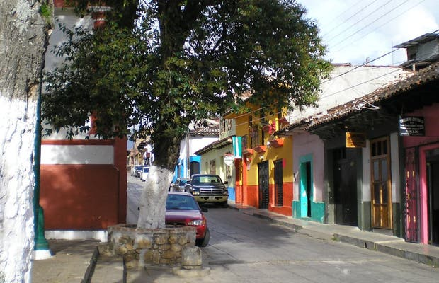 Mercado de San Cristobal de las Casas, San Cristobal de las Casas, Mexico