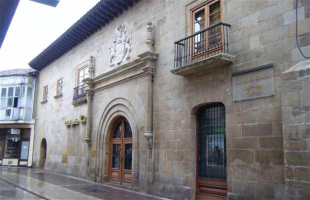 Villalobos - Solorzano Palace