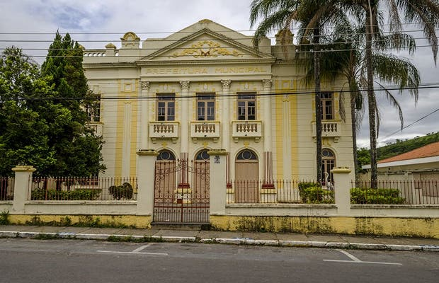 Antiga Prefeitura de Guaratinguetá