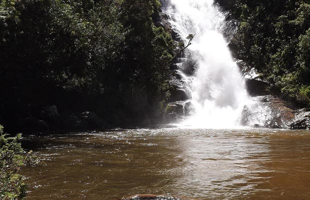 Cascada de Santo Isidro