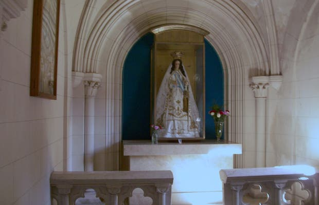 Camarín de la Virgen de la Merced