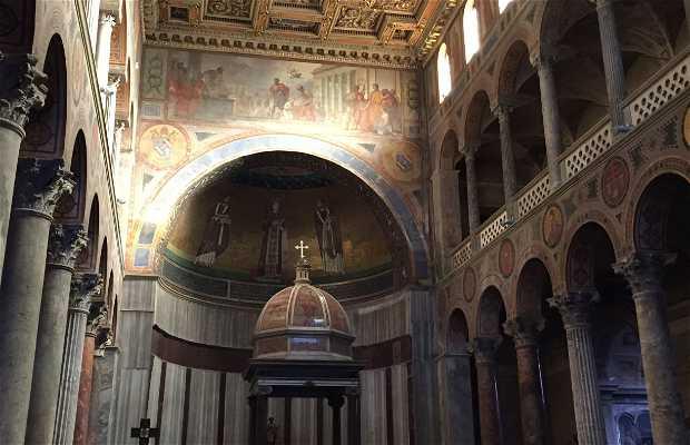 Complesso monumentale di Sant'Agnese fuori le mura