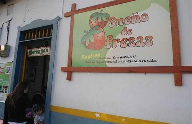 Sueño de fresa