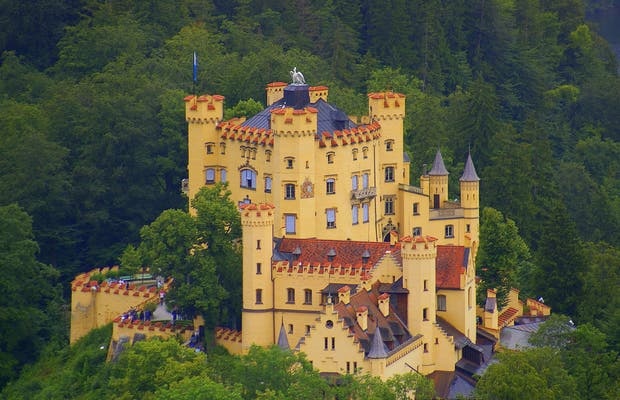 Castillo de Hohenschwangau