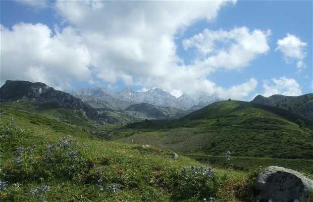 Valle de Covadonga