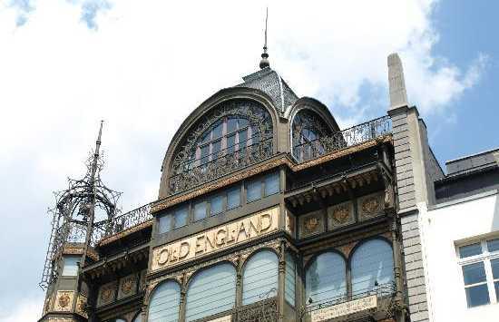 MIM ou Musée des Instruments de Musique
