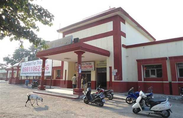 Estacion de Rishikesh