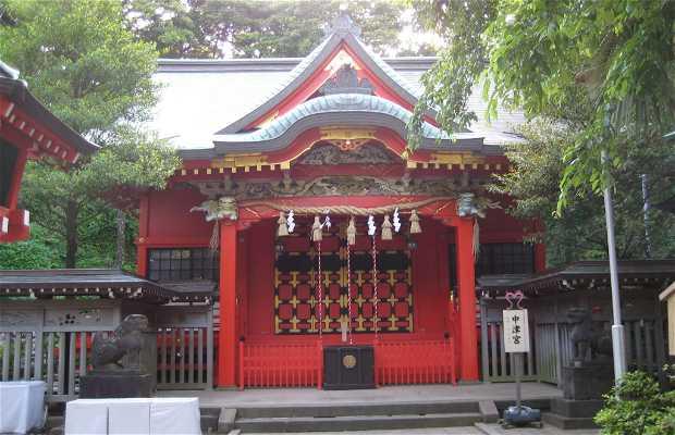 Santuario Nakatsunomiya