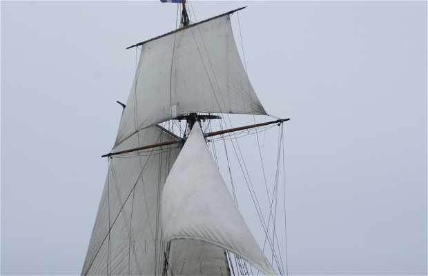 Le Renard - bateau du Surcouf