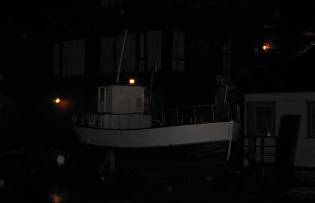 Noche típica en Hamn