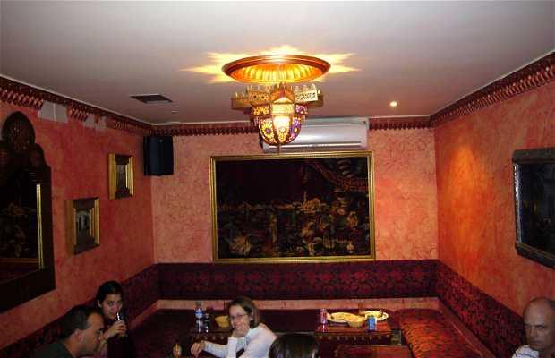 Restaurante Libanés Habibi