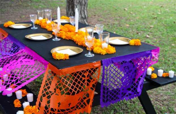 Altar de Muertos: Hora de comer