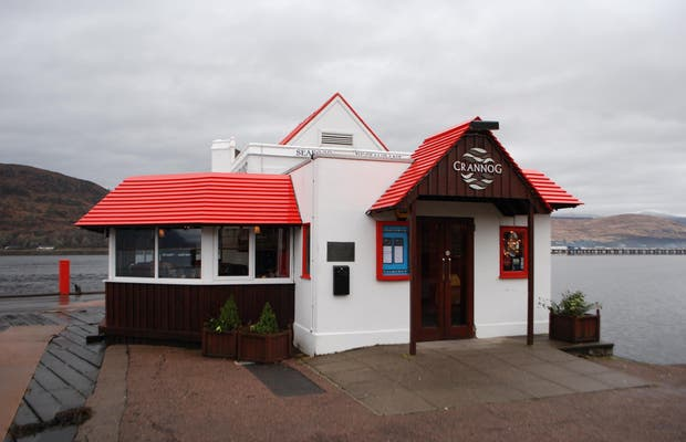 Restaurante Crannog