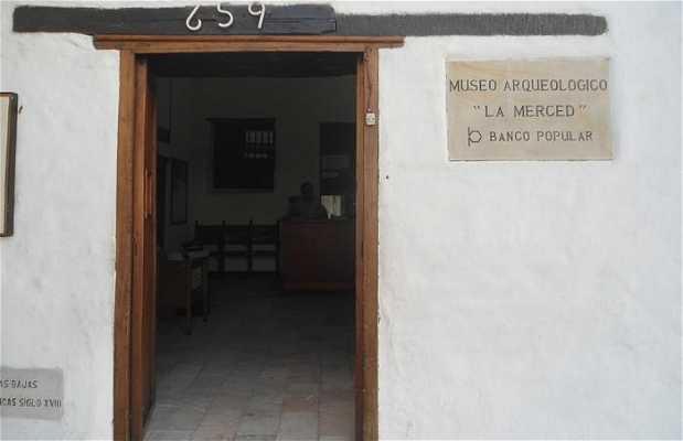 Museo Arqueológico La Merced