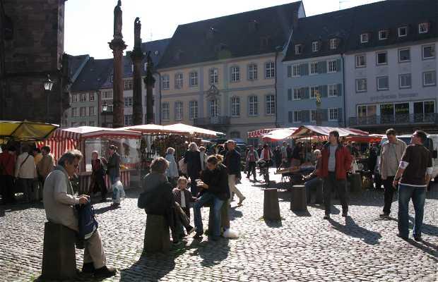 Marché de Fribourg