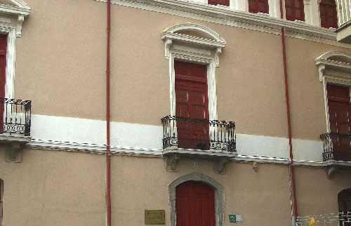 Casa de la Condesa de Torre Isabel.