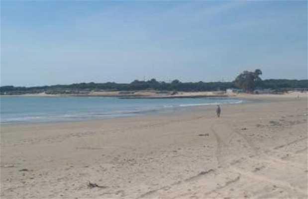 Puntilla Beach