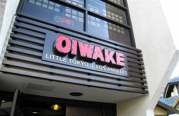 Oiwake