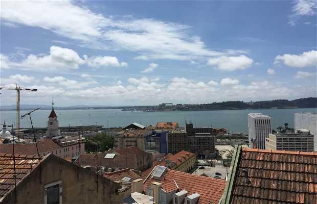 Miradouro Adamastor - Santa Catarina