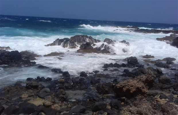 Praia Andicuri