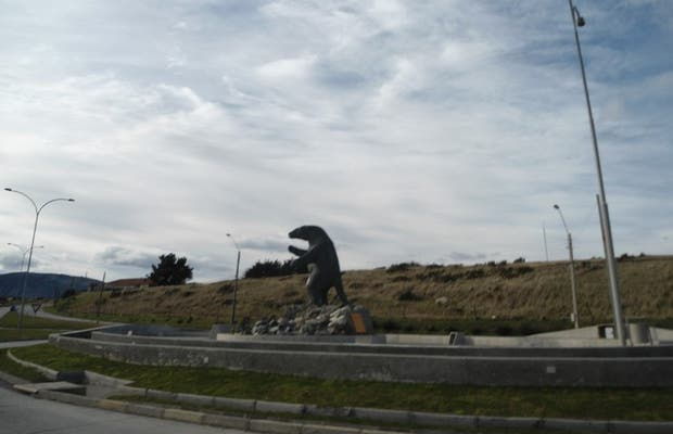 Milodon traffic circle