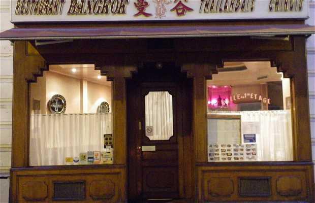 Restaurante Bangkok
