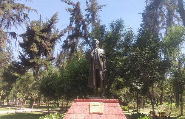 Monumento a Juan Pablo Vizcardo y Gúzman