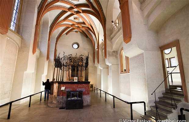 Sinagoga Pinkas a Praga