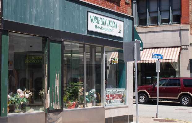 Northern Indian Restaurant
